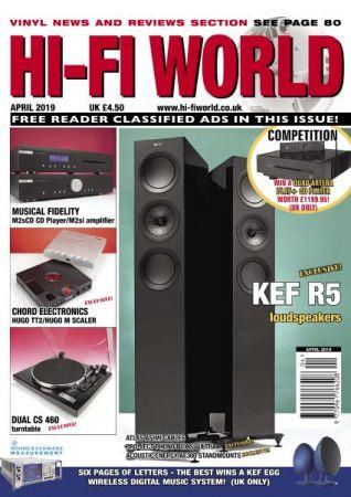 Hi-Fi World – April 2019