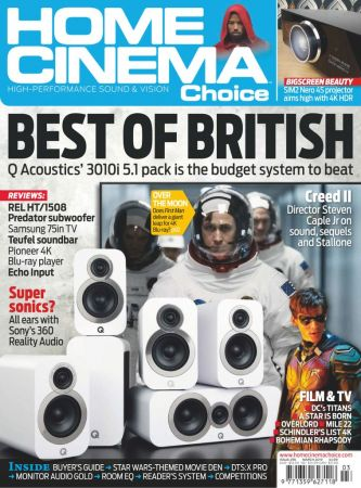 Home Cinema Choice – March 2019