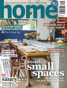 Home South Africa – March 2019