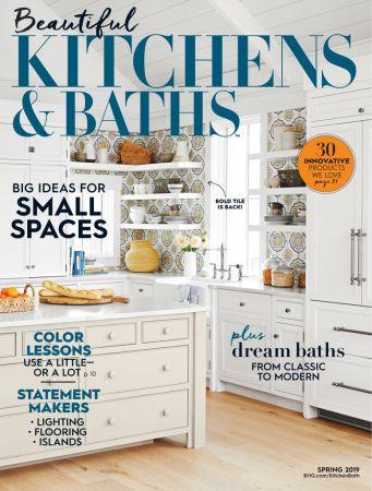 Kitchens Baths Spring 2019 Free