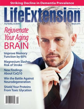 Life Extension Magazine – January 2019