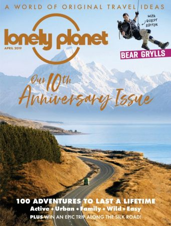 Lonely Planet Traveller UK – April 2019