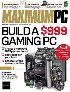 Maximum PC – February 2019