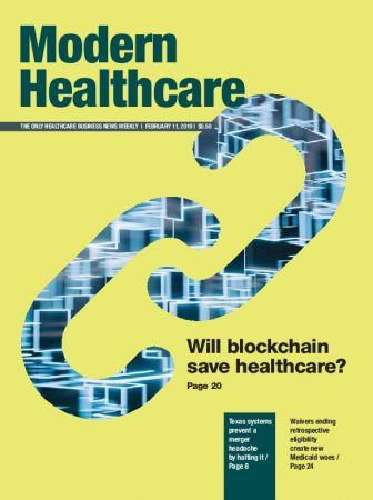 Modern Healthcare – February 11, 2019