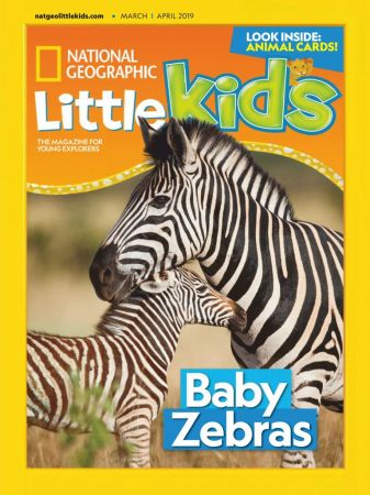 National Geographic Little Kids – March 2019