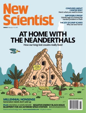 New Scientist – February 09, 2019