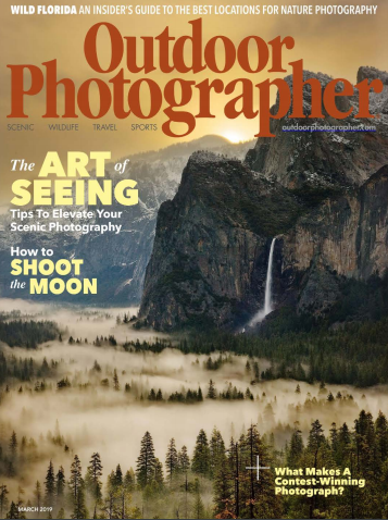 Outdoor Photographer – March 2019