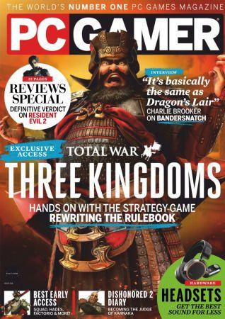 PC Gamer UK – March 2019