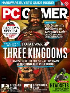 PC Gamer USA – Issue 316 , April 2019