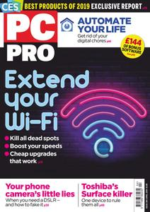 PC Pro – April 2019