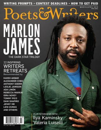 Poets & Writers – March/April 2019