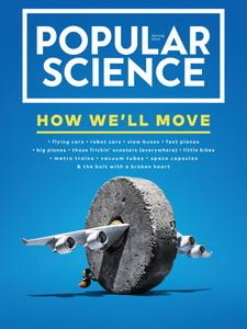 Popular Science USA – February/March 2019
