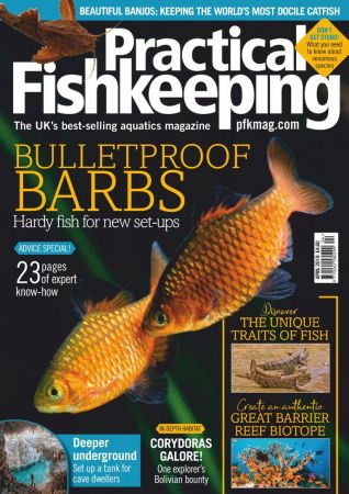 Practical Fishkeeping – April 2019