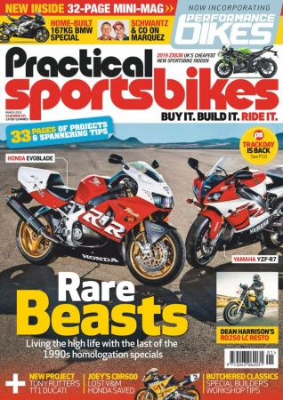 Practical Sportsbikes – March 2019