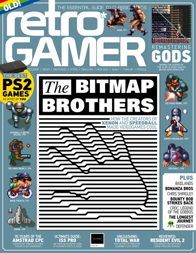 Retro Gamer UK – Issue 190, 2019