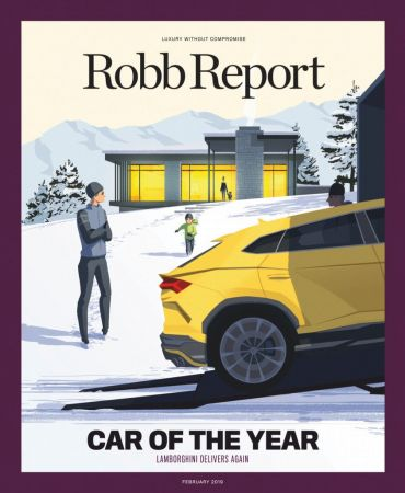 Robb Report USA – February 2019