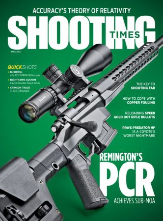 Shooting Times – April 2019