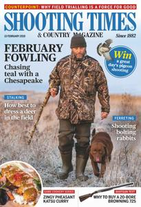 Shooting Times & Country – 13 February 2019