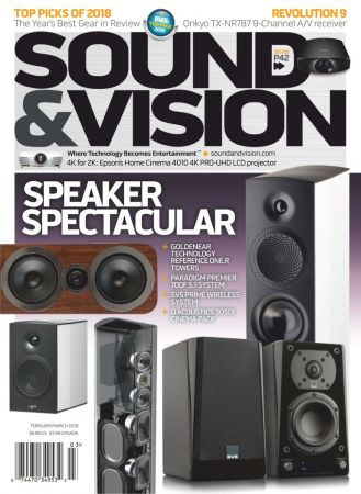 Sound & Vision – February/March 2019