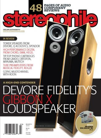 Stereophile – March 2019