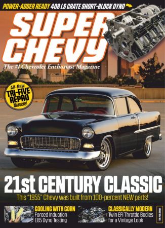 Super Chevy – April 2019
