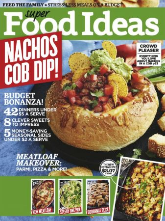 Super Food Ideas – March 2019