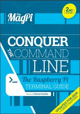 The MagPi Essentials Conquer The Command Line 2nd Edition