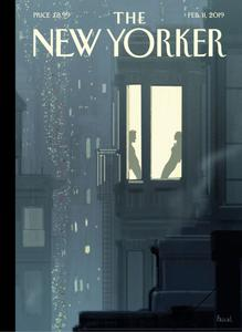 The New Yorker – February 11, 2019