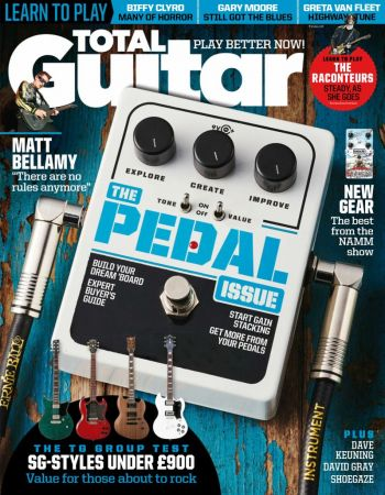 Total Guitar – March 2019