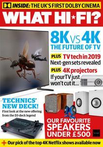 What Hi-Fi? UK – March 2019