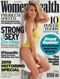 Women's Health South Africa – March 2019