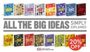 Big Ideas Simply Explained – 20 Books Collection by DK