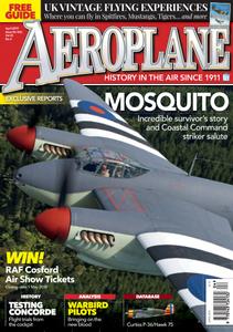 Aeroplane - April 2019