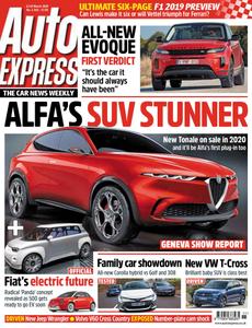 Auto Express magazine 13-19 March 2019