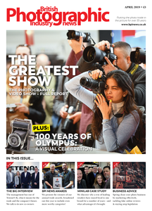 British Photographic Industry News - April 2019