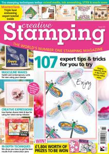 Creative Stamping – Issue 69 – April 2019