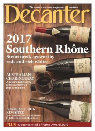 Decanter UK – April 2019