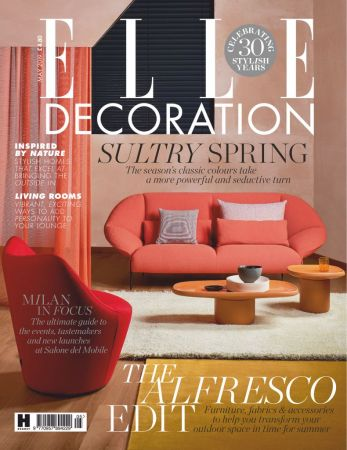 Elle Decoration UK – May 2019