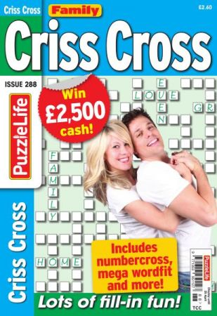 Family Criss Cross – Issue 288 – 28 March 2019