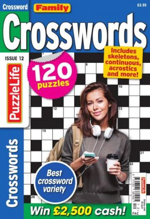 Family Crosswords – Issue 12 – 28 March 2019
