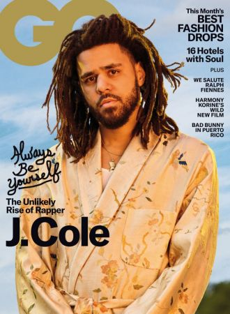 GQ USA – April 2019