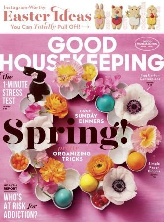 Good Housekeeping USA – April 2019