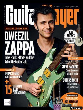 Guitar Player – April 2019