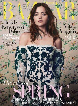Harper's Bazaar UK – April 2019