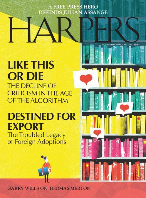 Harper's Magazine – April 2019