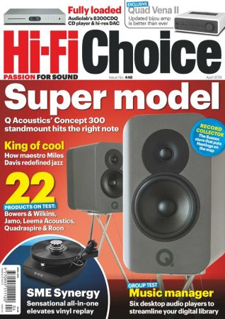 Hi-Fi Choice – April 2019
