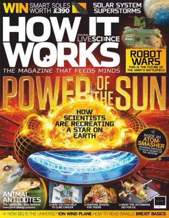 How It Works – Issue 123, 2019