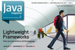Java Magazine – March/April 2019