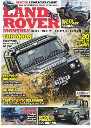 Land Rover Monthly – April 2019