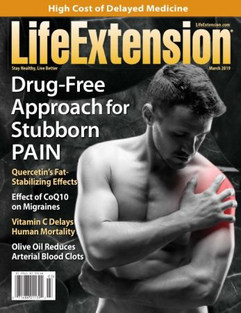 Life Extension Magazine – March 2019
